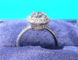 harry winston the one ring micro pave engagement rings harry winston 4 ifec ci