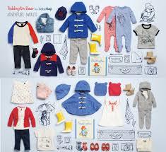 paddington clothes babygap s paddington collection is y adorable