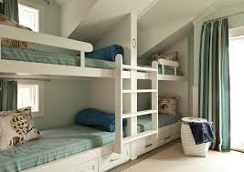 low bunk beds convention orange county beach style kids remodeling