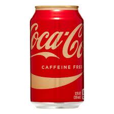 Coca Cola Home Decor Coca Cola Caffeine Free Soda 12 Fl Oz 12 Ct Walmart Com