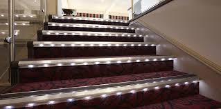 amazing stair tread lights