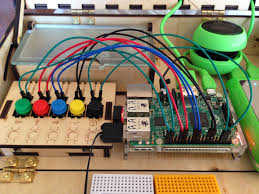 button switch and breadboard tips now with pics support