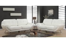White Leather Sofa Modern Modern White Leather Sofa