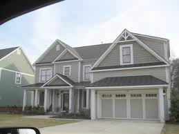 grey house exterior color schemes home design ideas and pictures