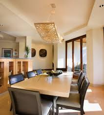 dining table ceiling light dining room transitional with white
