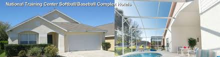 hotels near national training center softball baseball complex in