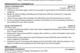 Warehouse Logistics Resume Sample by Army Supply Specialist Resume Reentrycorps