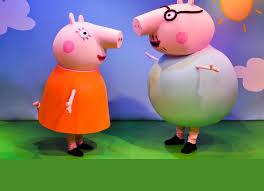 peppa pig live northrop