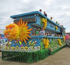 mardi gras parade floats modhouse mardi gras day 2 highland parade