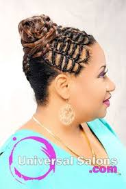 universal black hairstyles pictures pamela webster s twist with a dry wave and braids hairstyle