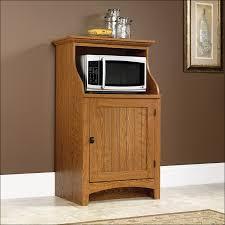 Kitchen Cabinets With Microwave Shelf Kitchen Kitchen Furniture Black Microwave Cart Microwave Shelf