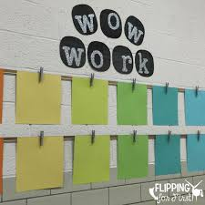 ideas for displaying pictures on walls best 25 display student work ideas on pinterest student work
