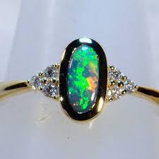 black opal engagement rings 135 best opal engagement rings images on australian