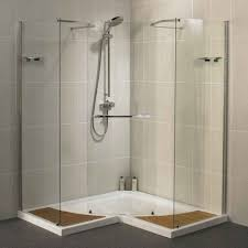 Towel Bar For Glass Shower Door Fantastic Decorating Ideas Using Cylinder Silver Towel Bars And