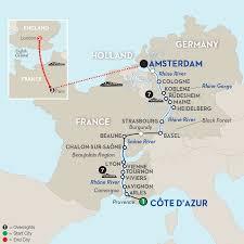 Koblenz Germany Map by Avalon Winter 2016 Offers