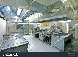 Kitchen Courtesy Signs Professional Kitchen Stock Photo 65291818 Shutterstock