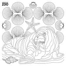 free coloring pages orangeroof zoo coloring book adults