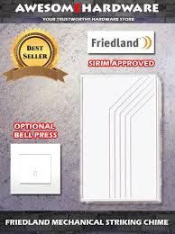 friedland mechanical striking wired end 3 16 2019 10 05 am