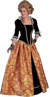 women costumes deluxe women s constance at court 18th century costume candy