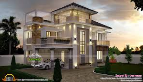 Home Design 900 Sq Feet by Super Stylish Contemporary House Kerala Home Design Bloglovin U0027