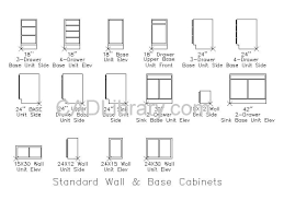 Kitchen Sink Size And Window Size by Kitchen Base Cabinets Sizes Fair Kitchen Cabinet Dimensions