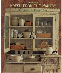 fresh from the pantry recipes for every day longaberger company