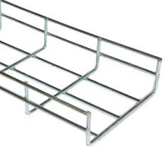 Cable Tray Under Desk Cable Tray Support Systems Cableorganizer Com