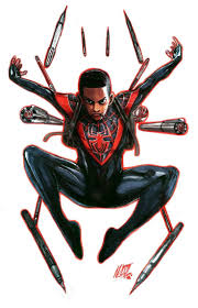 33 ultimate spiderman miles morales images