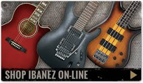 ibanez official store