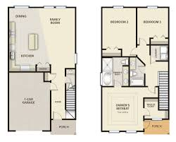 townhome plans home plans u2014 fortress builders
