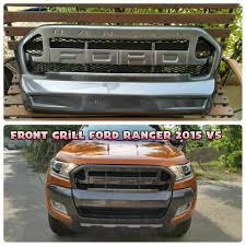 front grill ford ranger front grill ford ranger 2015 v5
