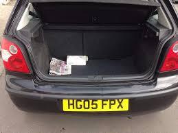 volkswagen polo 1 4 twist hatchback 5 doors 2005 petrol manual