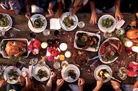 thanksgiving feast worship service the christian church