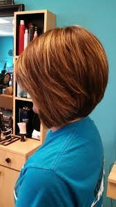 vies of side and back of wavy bob hairstyles simple easy daily hairstyle for short hair stacked bob cut