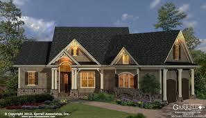 old world european cottage house plans