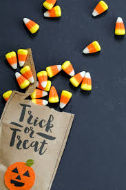 for the makers diy printable halloween candy treat bags
