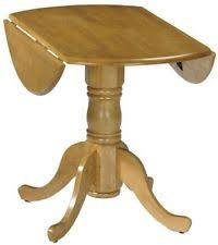foldable round dining table solid wood round kitchen dining tables ebay