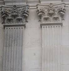 Difference Between Structural And Decorative Design Pilaster Vs Engaged Column Study Com