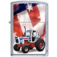 case ih home decor case ih american flag chrome zippo lighter shop case ih