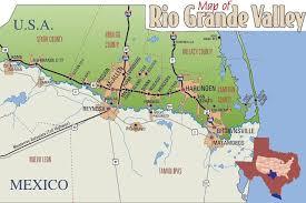 Progreso Mexico Map by Editorial Rio Grande Guardian