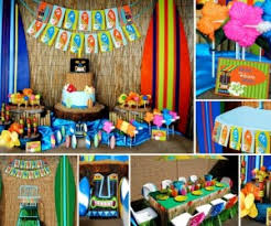 luau party supplies winter luau party theme wowi dc coffee and smoothie