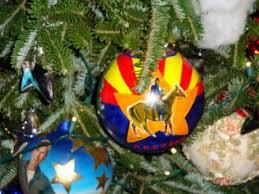 arizona artist for 2008 white house christmas ornament