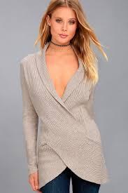 wrap sweater top rd style wrap sweater top surplice sweater top