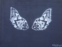 mural archives indyartsguide org angel wings mural