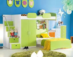 kinderzimmer für 2 kinderzimmer set primavera grün mit 2 kinderbetten ebay