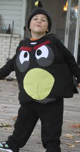 Bird Halloween Costumes Halloween Costumes U2013 Black Angry Bird Spotted Pony