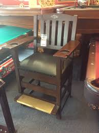 pool table spectator bench 30 seat height billiards spectator chair valleygaming com