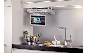 tv pour cuisine tv radio lcd pour cuisine hotte aspirante et appareils