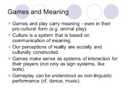 introduction to studies in culture ppt