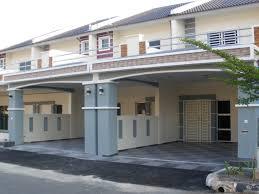 Double Porch House Plans Car Porch Designs For Houses House Design